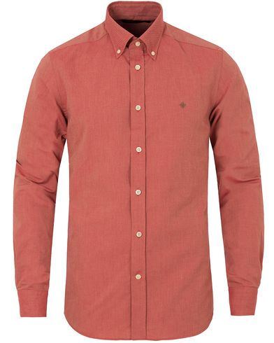 Morris Douglas Oxford Shirt Red i gruppen Skjortor / Oxfordskjortor hos Care of Carl (13298711r)