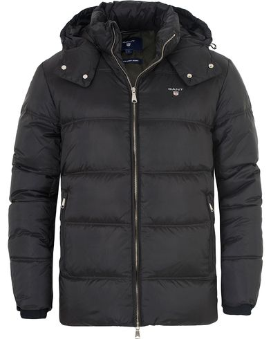 Gant The Alta Down Jacket Black i gruppen Jackor / Vadderade jackor hos Care of Carl (13308811r)