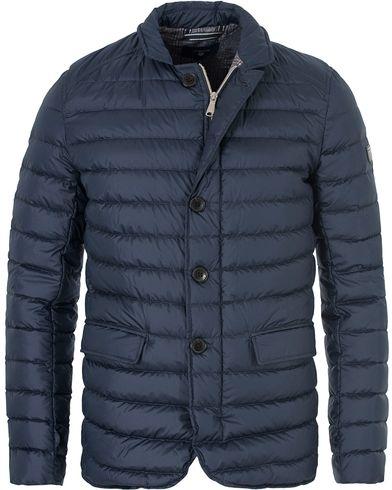 Gant The Madison Quilter Jacket Marine i gruppen Jakker / Quiltede Jakker hos Care of Carl (13309511r)
