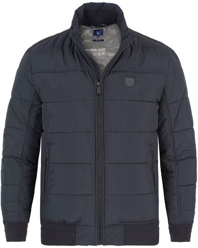 Gant The Loft Jacket Navy i gruppen Jakker / Quiltede jakker hos Care of Carl (13309811r)