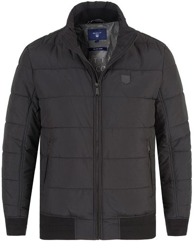 Gant The Loft Jacket Black i gruppen Jackor / Quiltade jackor hos Care of Carl (13309911r)