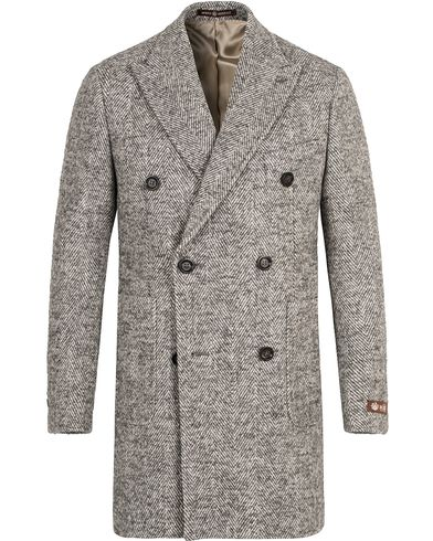 Morris Heritage Herringbone Coat Blazer Grey i gruppen Kläder / Jackor / Rockar hos Care of Carl (13325211r)