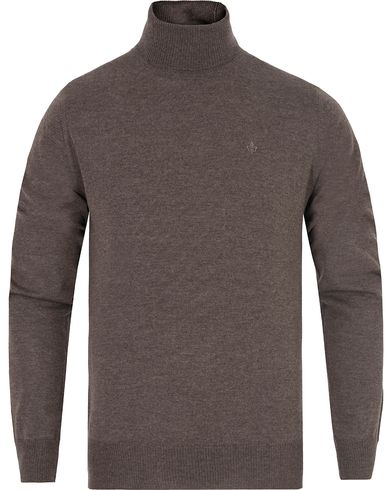 Morris Heritage Turtleneck Brown i gruppen Klær / Gensere / Pologensere hos Care of Carl (13325711r)