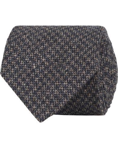 Morris Heritage Marlo 8cm Tie Grey  i gruppen Accessoarer / Slipsar hos Care of Carl (13327210)