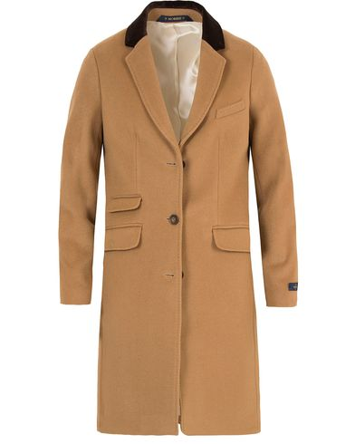 Morris Lady Woman Loren Coat Camel i gruppen Assesoarer hos Care of Carl (13331111r)