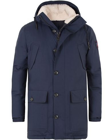 Rossignol Winter Skyfall Down Fill Parka Navy i gruppen Jakker / Parkas hos Care of Carl (13333911r)