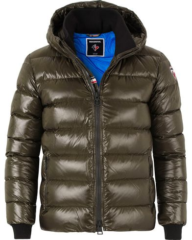 Rossignol Cesar Down Gloss Jacket Green i gruppen Jackor / Vadderade jackor hos Care of Carl (13334311r)