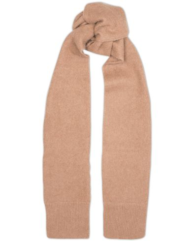 Filippa K Cozy Thin Sleeve Scarf Nougat Melange  i gruppen Assesoarer hos Care of Carl (13337310)