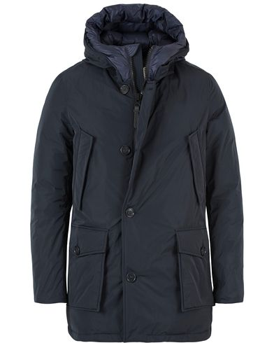 Woolrich Arctic Parka No Fur Dark Navy i gruppen Design A / Jakker / Parkas hos Care of Carl (13338511r)