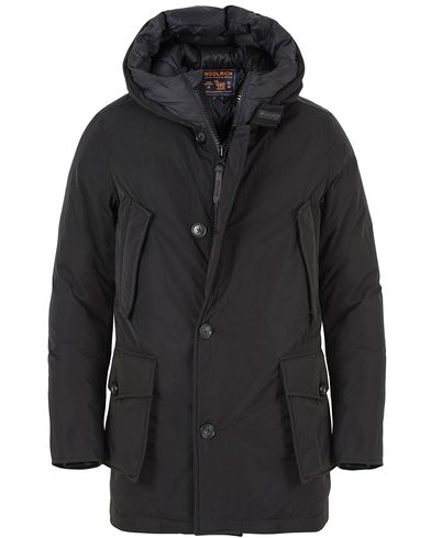 Woolrich Arctic Parka No Fur New Black i gruppen Jakker / Parkas hos Care of Carl (13338611r)