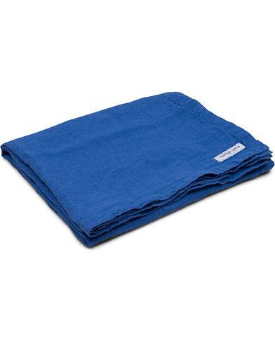 Frescobol Carioca 100% Linen Towel Blue  i gruppen Accessoarer / Handdukar hos Care of Carl (13339010)