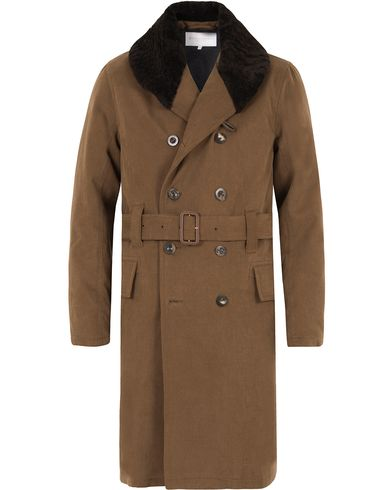 Private White V.C. The Jeep Coat Light Brown i gruppen Klær / Jakker / Vinterjakker hos Care of Carl (13341311r)