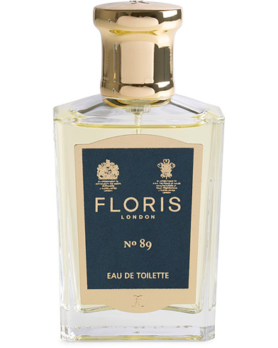 Floris London No.89 Fragrance Eau de Toilette 50ml   i gruppen Parfymer hos Care of Carl (13341610)