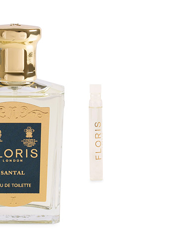 Floris London Santal 2ml Sample   i gruppen  hos Care of Carl (13343010)