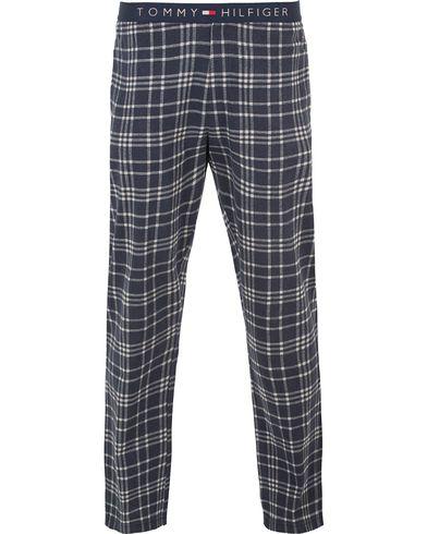 Tommy Hilfiger Icon Jersey Flannel Check Pyjama Pants Navy Blazer i gruppen Kläder / Underkläder / Pyjamas / Pyjamasbyxor hos Care of Carl (13449211r)