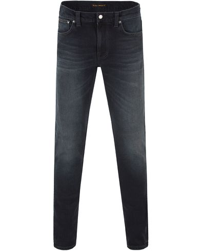 Nudie Jeans Lean Dean Organic Slim Fit Stretch Jeans Hidden I i gruppen Jeans / Smale jeans hos Care of Carl (13452011r)