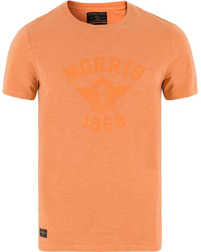 Morris Sam Tee Orange i gruppen T-Shirts hos Care of Carl (13455511r)