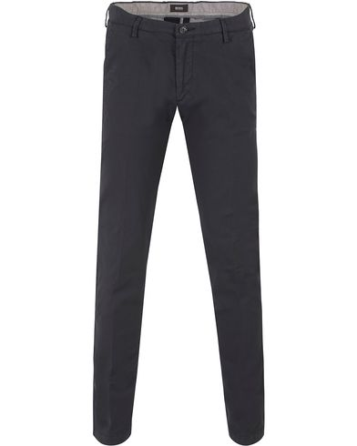 Boss Rice 3D Chinos Navy i gruppen Byxor / Chinos hos Care of Carl (13456711r)