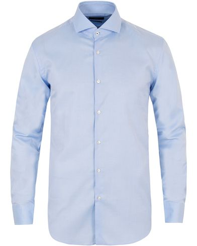 Boss Jerrin Slim Fit Shirt Light Pastel Blue i gruppen Skjortor / Casual Skjortor hos Care of Carl (13457111r)