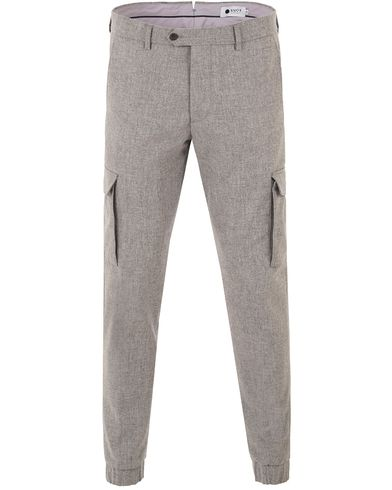 NN07 Cargo Pants Light Grey i gruppen Bukser / Diverse bukser hos Care of Carl (13461411r)