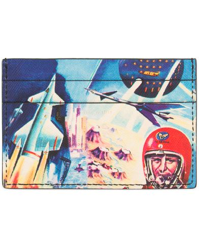 Paul Smith Credit Card Holder Crayon Print  i gruppen Accessoarer / Plånböcker hos Care of Carl (13463410)