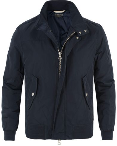 Gant Rugger R. College Jacket Evening Blue i gruppen Jackor / Tunna jackor hos Care of Carl (13465711r)