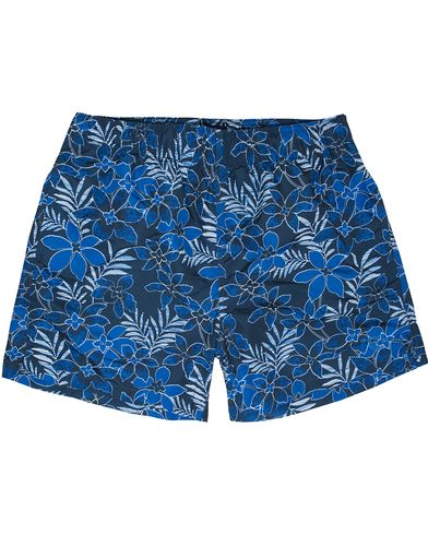 Gant Classic Swim Shorts Beach Flower Navy i gruppen Kläder / Badbyxor hos Care of Carl (13467411r)