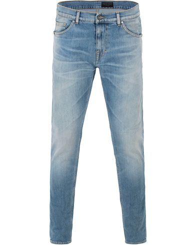 Tiger of Sweden Jeans Evolve Andreou Jeans Light Blue i gruppen Kläder / Jeans / Avsmalnande jeans hos Care of Carl (13472711r)