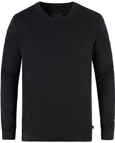 Tiger of Sweden Jeans Zeb Knitted Sweatshirt Black i gruppen Kläder / Tröjor / Sweatshirts hos Care of Carl (13473011r)