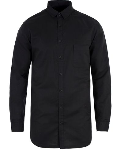 Tiger of Sweden Jeans Don Pocket Shirt Black i gruppen Kläder / Skjortor / Casual skjortor hos Care of Carl (13473411r)