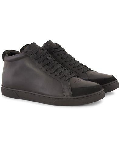 Tiger of Sweden Arne High Top Sneaker Black i gruppen Skor / Sneakers / Höga sneakers hos Care of Carl (13474111r)