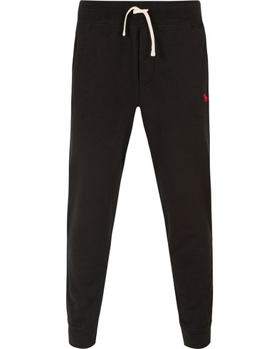 Polo Ralph Lauren Classic Athletic Pant Polo Black i gruppen Bukser / Joggebukser hos Care of Carl (13474311r)