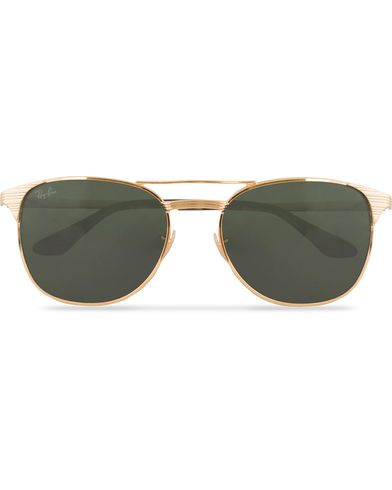 Ray-Ban 0RB3429M Sunglasses Gold  i gruppen Solglasögon / D-formade solglasögon hos Care of Carl (13475010)