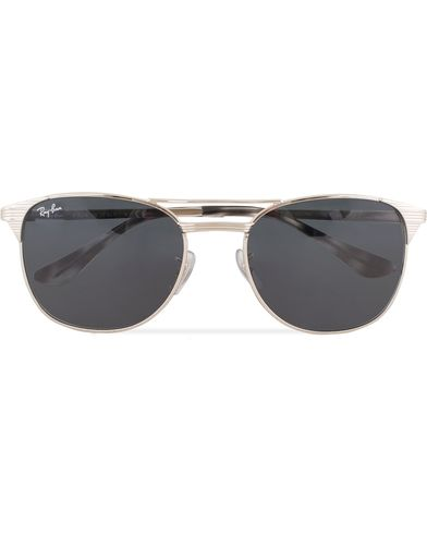 Ray-Ban 0RB3429M Sunglasses Shiny Silver  i gruppen Accessoarer hos Care of Carl (13475110)