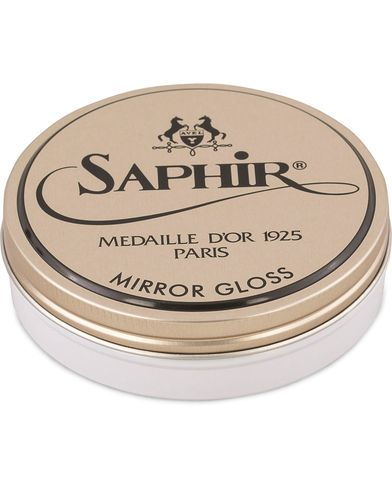 Saphir Medaille d'Or Mirror Gloss 75ml Neutral  i gruppen Skor / Skovård / Skovårdsprodukter hos Care of Carl (13478110)