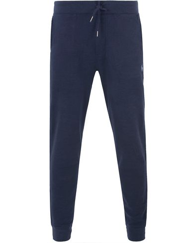 Polo Ralph Lauren Double Jersey Sweatpants Cruise Navy i gruppen Byxor / Mjukisbyxor hos Care of Carl (13479211r)