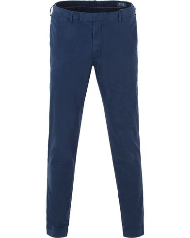 Polo Ralph Lauren Slim Fit Newport Chinos Navy i gruppen Design A / Byxor / Chinos hos Care of Carl (13479611r)