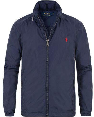 Polo Ralph Lauren Retford Jacket Cruise Navy i gruppen Jackor / Tunna jackor hos Care of Carl (13479911r)