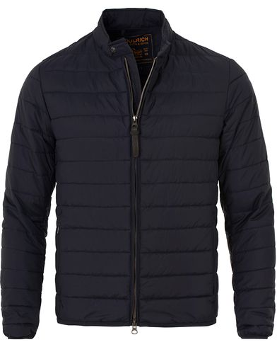 Woolrich Comfort Stretch Jacket Navy i gruppen Jackor / Vadderade jackor hos Care of Carl (13493711r)