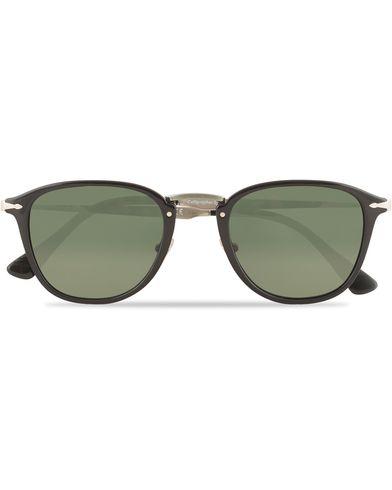 Persol 0PO3165S Sunglasses Black  i gruppen Solglasögon / D-formade solglasögon hos Care of Carl (13505610)
