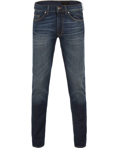 Tiger of Sweden Jeans Straw Reign Jeans Dark Blue i gruppen Jeans / Smala jeans hos Care of Carl (13522211r)