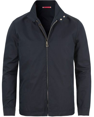 PS by Paul Smith Harrington Jacket Navy i gruppen Design A / Jackor / Tunna jackor hos Care of Carl (13537911r)