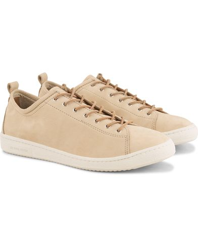PS by Paul Smith Miyata Nubuck Sneaker Ecru i gruppen Skor / Sneakers / Låga sneakers hos Care of Carl (13540911r)