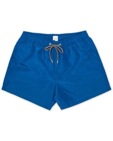 Paul Smith Classic Swimshorts Cobolt Blue i gruppen Badbyxor hos Care of Carl (13542811r)