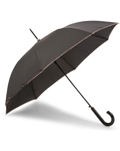 Paul Smith Umbrella Walker Black  i gruppen Accessoarer / Paraplyn hos Care of Carl (13543110)