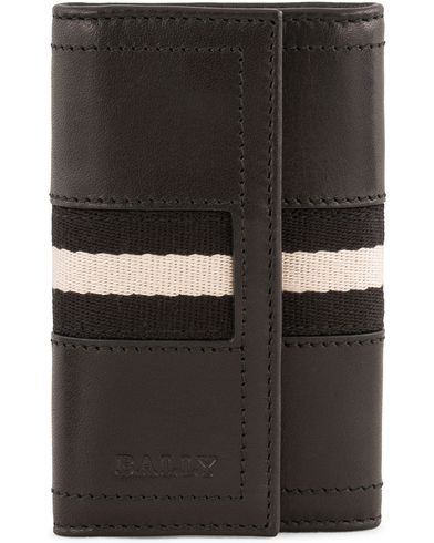 Bally Tuto Key Holder Black  i gruppen Accessoarer / Nyckelringar hos Care of Carl (13550210)