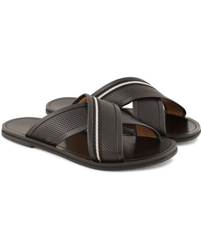 Bally Riddik. Fo Sandals Black i gruppen Skor / Tofflor hos Care of Carl (13550711r)