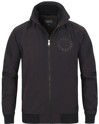 Peak Performance Coastal Jacket Black i gruppen Design A / Jackor / Tunna jackor hos Care of Carl (13580511r)