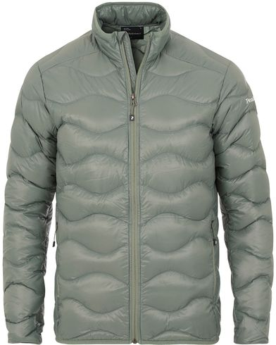 Peak Performance Helium Quilted Jacket Green i gruppen Jackor / Vadderade jackor hos Care of Carl (13583311r)