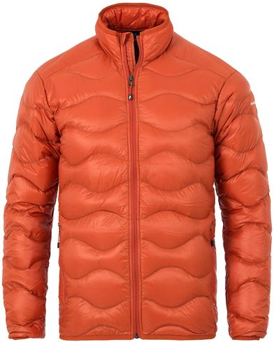 Peak Performance Helium Quilted Jacket Orange i gruppen Design A / Jackor / Quiltade jackor hos Care of Carl (13583411r)